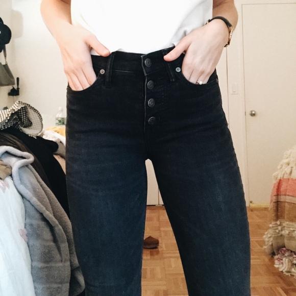 Madewell Cali Denim Boot Jeans